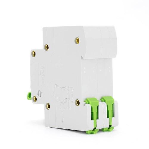 TOMC3-63 3KA Curva C CA Voltaje 110v 220v 2P 32A  MCB  Disyuntor en miniatura