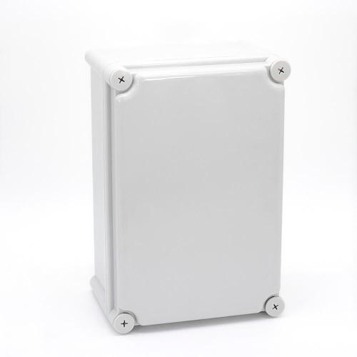 Caja de conexiones plástica eléctrica impermeable de IP67 280 * 190 * 130 milímetros ABS TOM3-281903