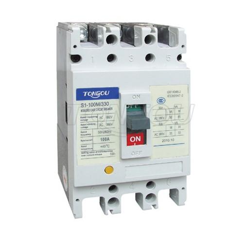 TOS1 6 -1600A 3P MCCB 4P Автоматический выключателем с литым корпусом