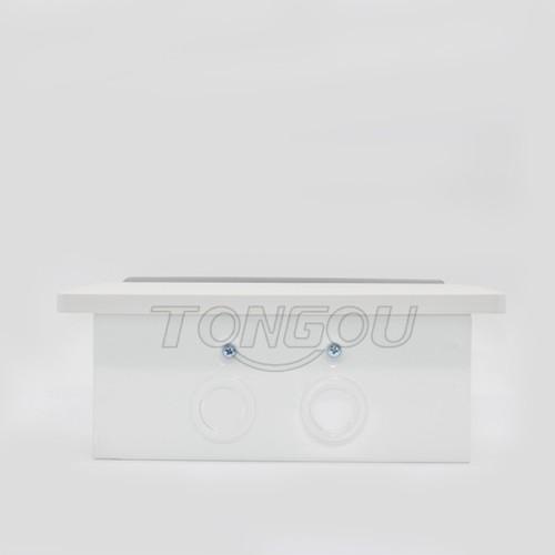 TONGOU 5 лет гарантии скрытый монтаж 6 – 8-ходовой распределительный потребительский блок 63A 2P RCD автоматический выключатель с защитной металлической коробкой