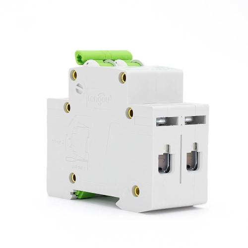 TOMC3-63 3KA Curve C AC Voltage 110v 220v 2P 25A MCB Миниатюрный Автоматический Выключатель