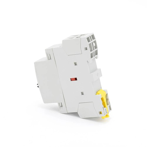 2P 25A 2NO CE CB Din – рейка, Бытовой модульный контактор AC 220V/230V с ручным переключателем TOWCTH-25/2