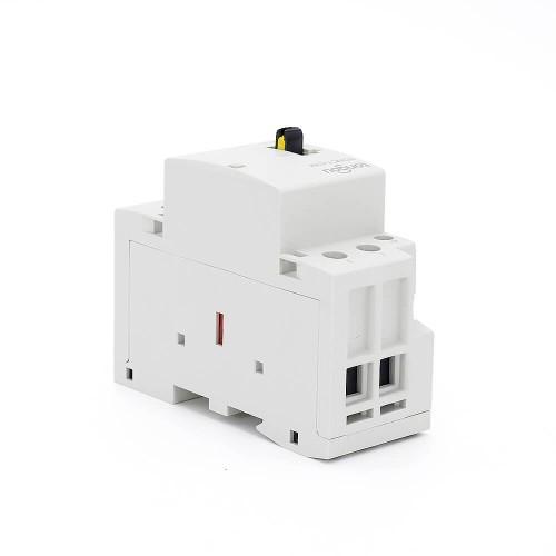 2P 32A 2NO CE CB Din – рейка, Бытовой модульный контактор AC 220V/230V с ручным переключателем TOWCTH-32/2