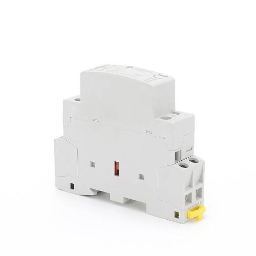 2P 20A 2NO CE CB Din – рейка, Бытовой модульный контактор AC 220V/230V TOWCT-20/2