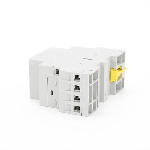 4P 16A 4NO CE CB Din – рейка, Бытовой модульный контактор AC 220V/230V/400V с ручным переключателем TOWCTH-16/4
