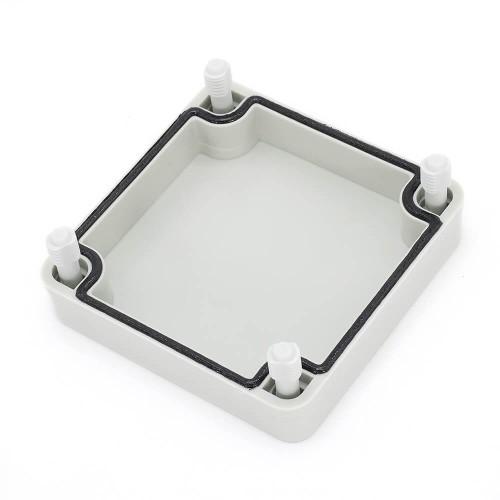 IP67 100*100*75 mm водонепроницаемая Электрический пластик распределительная коробка ABS TOM3-101007
