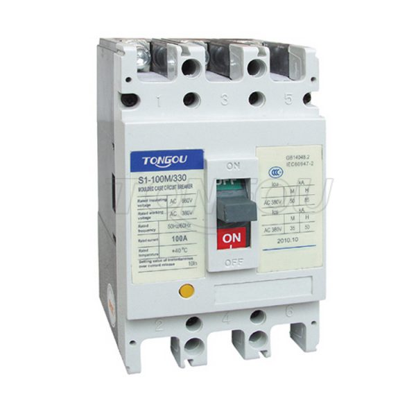TOS1 6 -1600A 3P MCCB 4P Moulded Case Circuit Breaker