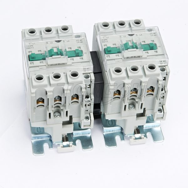 TOC2XN-MI50 AC 50A Mechanical Interlocking Contactor