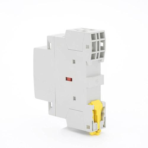 2P 16A 2NO CE CB Din Rail Household Modular Contactor AC 220V/230V TOWCT-16/2