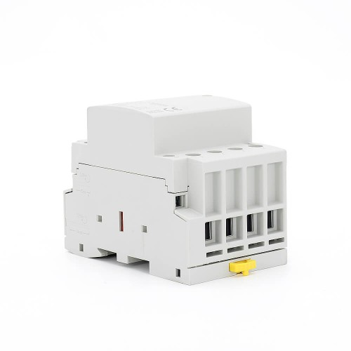 4P 40A 4NO CE CB Din Rail Household Modular Contactor AC 220V/230V/400V TOWCT-40/4