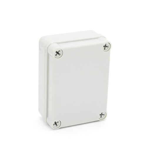 IP67 110*80*45 mm Waterproof Electrical Plastic Junction Box ABS TOM3-110804