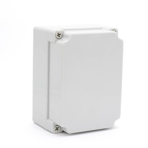 IP67 175*125*100 mm Waterproof Electrical Plastic Junction Box ABS TOM3-171210