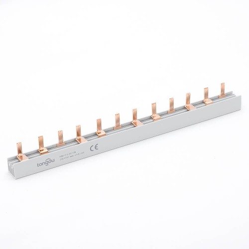TOBB-63 Copper Busbar for Distribution Box MCB connection