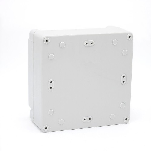 IP67 175*175*100 mm Waterproof Electrical Plastic Junction Box ABS TOM3-171710
