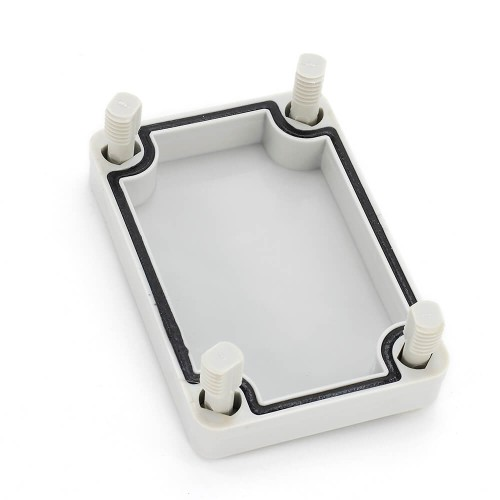 IP67 95*65*55 mm Waterproof Electrical Plastic Junction Box ABS TOM3-090605