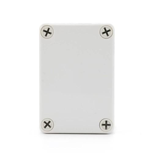 IP67 95*65*55 mm Waterproof Electrical Plastic Junction Box ABS TOM3-090605