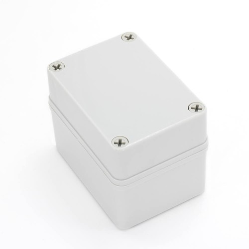 IP67 110*80*85 mm Waterproof Electrical Plastic Junction Box ABS TOM3-110808