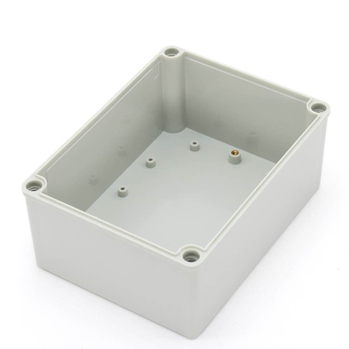 IP67 200*150*130 mm Waterproof Electrical Plastic Junction Box ABS TOM3-201513