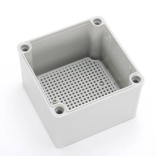 IP67 125*125*100 mm Waterproof Electrical Plastic Junction Box ABS TOM3-121210