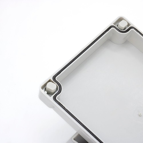 IP67 175*125*75 mm Waterproof Electrical Plastic Junction Box ABS TOM3-171207