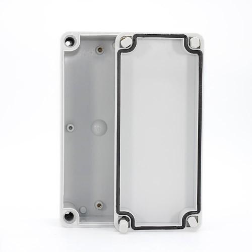 IP67 180*80*70 mm Waterproof Electrical Plastic Junction Box ABS TOM3-180807