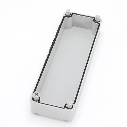 IP67 250*80*85 mm Waterproof Electrical Plastic Junction Box ABS TOM3-250808