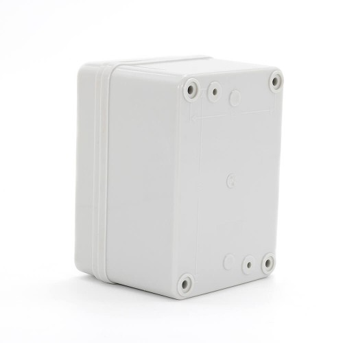 IP67 110*80*70 mm Waterproof Electrical Plastic Junction Box ABS TOM3-110807