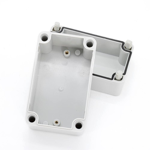 IP67 130*80*85 mm Waterproof Electrical Plastic Junction Box ABS TOM3-130808