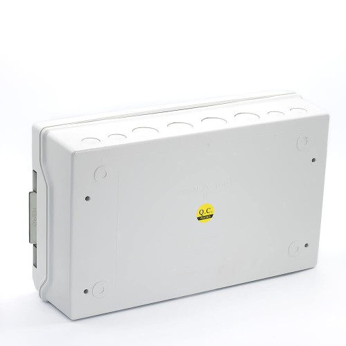 18 Ways IP66 PC Waterproof Distribution Box Switch Box Breaker Box