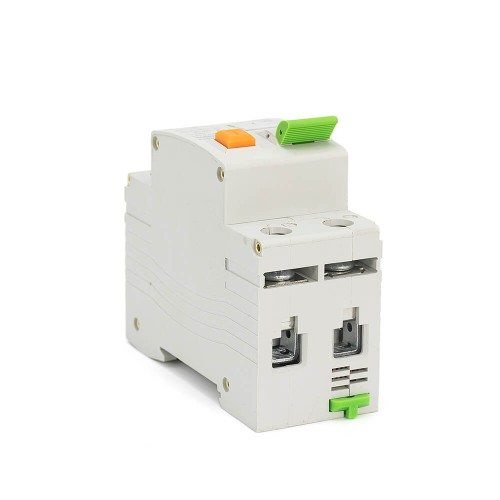 TOBD5-63 RCBO 16A-63A 30mA 6KA 1P+N Residual Current Circuit Breaker With Overcurrent Protection