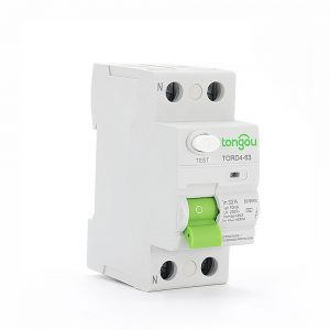 TORD4-63 2P 32A 10mA Electronic Type Residual Current Circuit Breaker RCCB RCD
