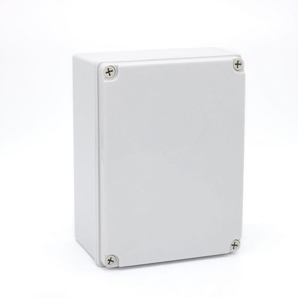 44IP67 200*150*100 mm Waterproof Electrical Plastic Junction Box ABS TOM3-201510