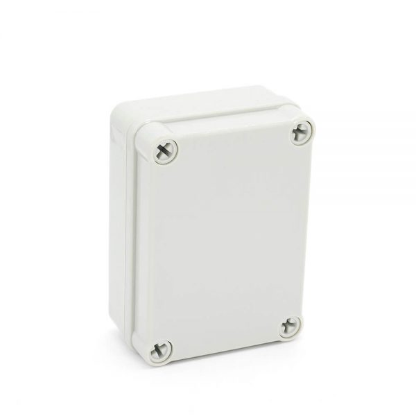 9IP67 110*80*45 mm Waterproof Electrical Plastic Junction Box ABS TOM3-110804