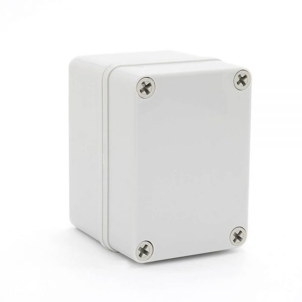 4IP67 110*80*85 mm Waterproof Electrical Plastic Junction Box ABS TOM3-110808