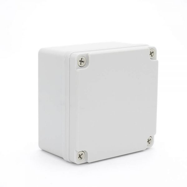4IP67 125*125*75 mm Waterproof Electrical Plastic Junction Box ABS TOM3-121207