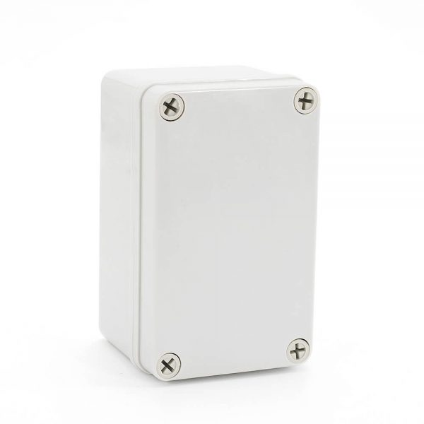 4IP67 130*80*70 mm Waterproof Electrical Plastic Junction Box ABS TOM3-130807