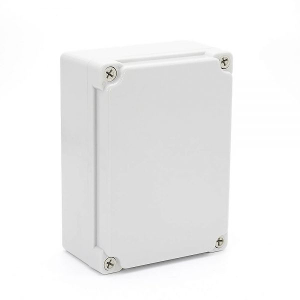 44IP67 175*125*75 mm Waterproof Electrical Plastic Junction Box ABS TOM3-171207