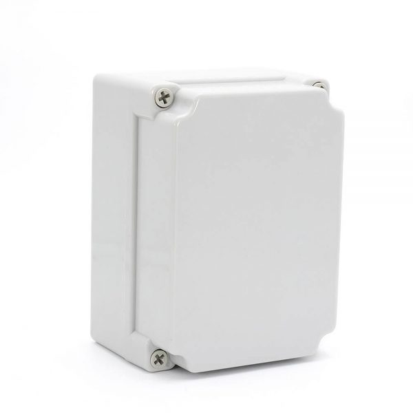 10IP67 175*125*100 mm Waterproof Electrical Plastic Junction Box ABS TOM3-171210