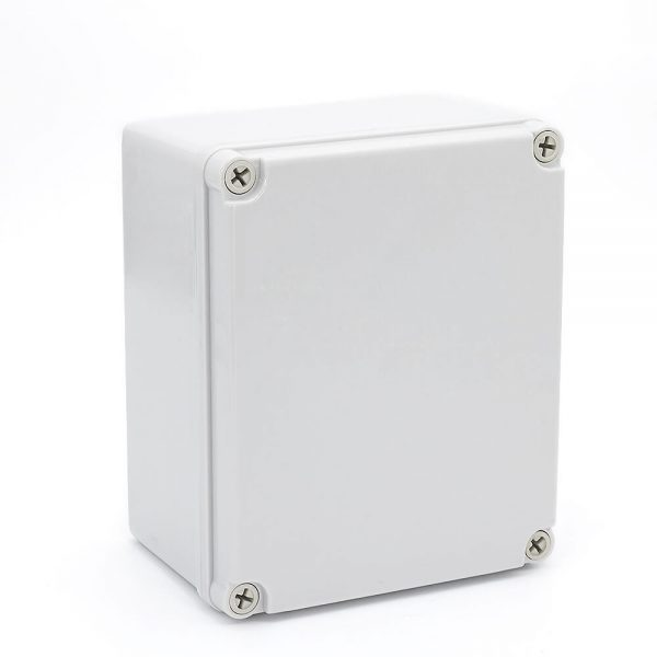 IP67 170*140*95 mm Waterproof Electrical Plastic Junction Box ABS TOM3-171409