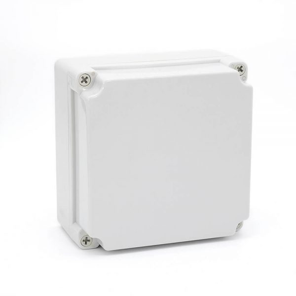 4IP67 175*175*100 mm Waterproof Electrical Plastic Junction Box ABS TOM3-171710