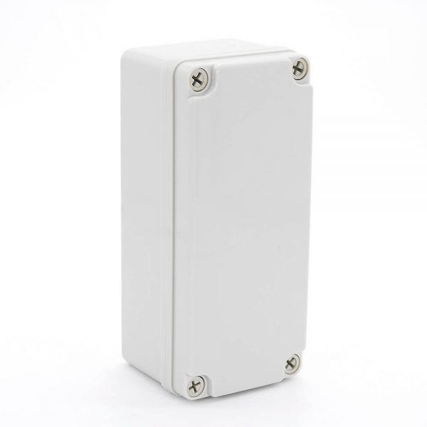 IP67 180*80*70 mm Waterproof Electrical Plastic Junction Box ABS TOM3-180807