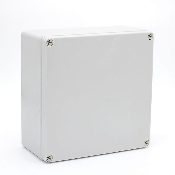 4IP67 200*200*95 mm Waterproof Electrical Plastic Junction Box ABS TOM3-202009