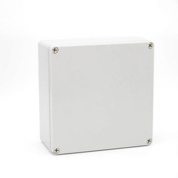 4IP67 200*200*130 mm Waterproof Electrical Plastic Junction Box ABS M3-202013