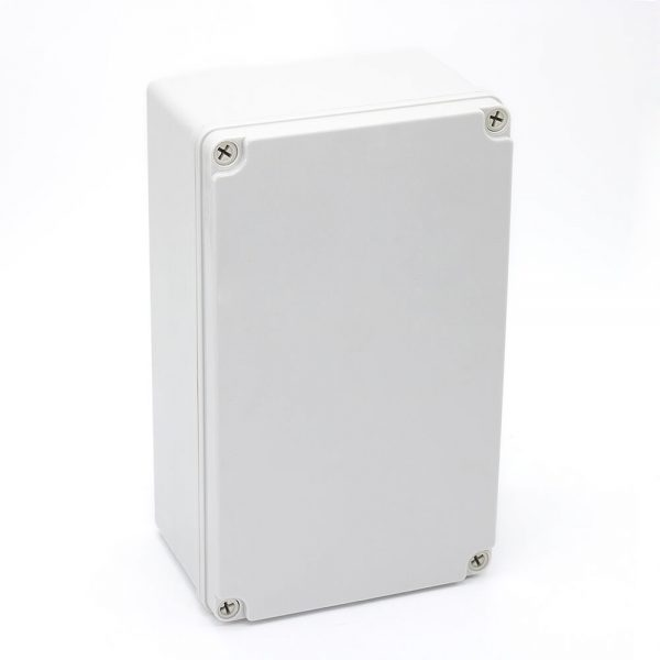 4IP67 250*150*100 mm Waterproof Electrical Plastic Junction Box ABS TOM3-251510