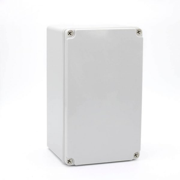 IP67 250*150*130 mm Waterproof Electrical Plastic Junction Box ABS TOM3-251513 1