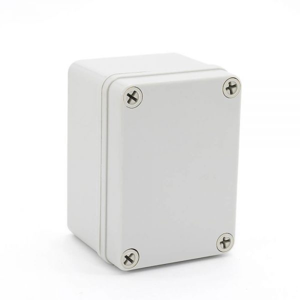 3IP67 110*80*70 mm Waterproof Electrical Plastic Junction Box ABS TOM3-110807