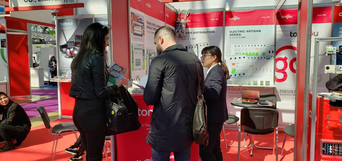 Electrical exhibition Moscow 2019