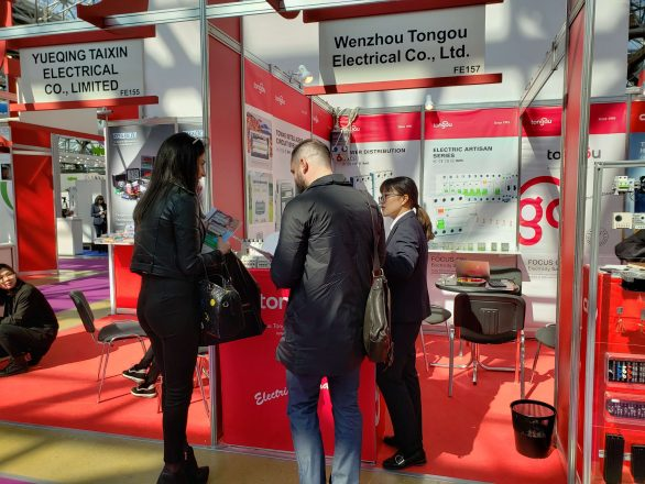 Electrical exhibition Moscow 2019 (